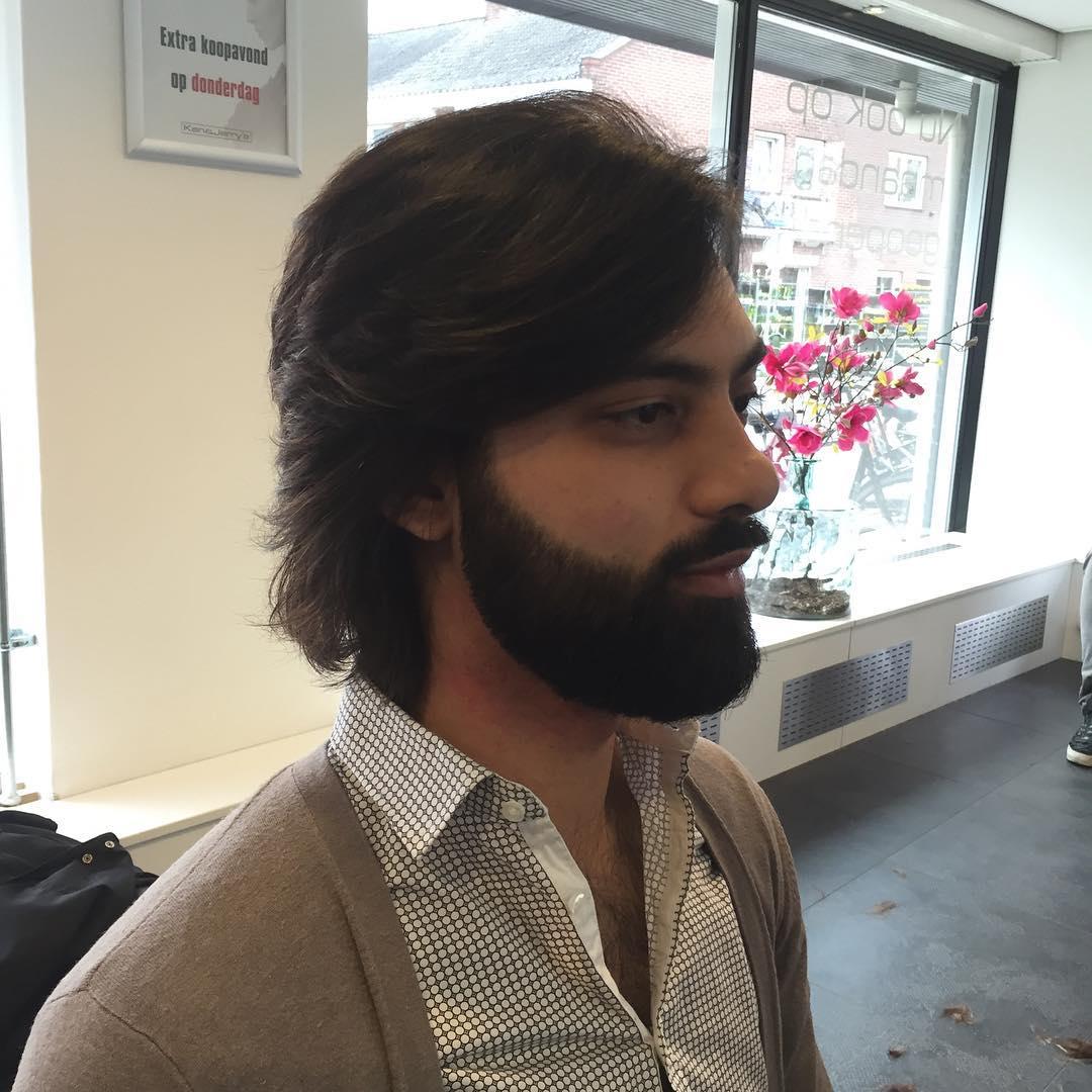 #newhair #newhaircut #kenenjerrys #meneerstory#baard#beard#grooming