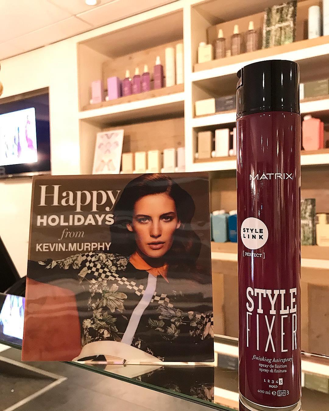 NU‼️ Bij aankoop van 2 Kevin Murphy producten een style fixer GRATIS  OP=OP ‼️ #kapper #kappersproducten #gratis #tilburg #013 #kevinmurphy #matrix #producten